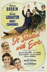 Thumbnail for It Started with Eve (1941)