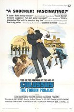 Thumbnail for Colossus: The Forbin Project (1970)