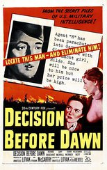 Thumbnail for Decision Before Dawn (1951)