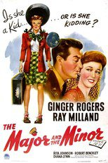 Thumbnail for The Major and the Minor (1942)