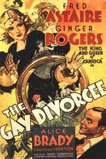 Thumbnail for The Gay Divorcee (1934)