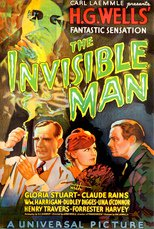 Thumbnail for The Invisible Man (1933)