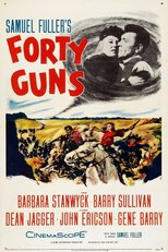 Thumbnail for Forty Guns (1957)