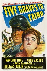 Thumbnail for Five Graves to Cairo (1943)