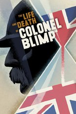 Thumbnail for The Life and Death of Colonel Blimp (1943)