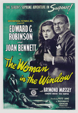 Thumbnail for The Woman in the Window (1945)