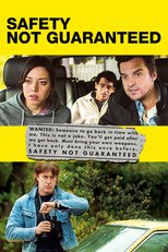Thumbnail for Safety Not Guaranteed (2012)