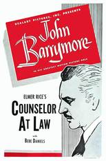 Thumbnail for Counsellor at Law (1933)