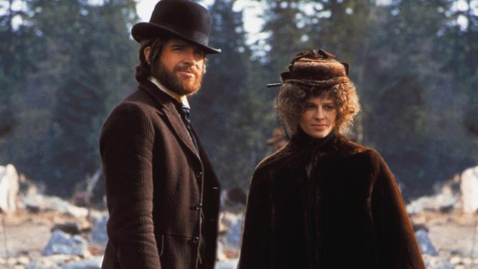 John McCabe (Warren Beatty) and Constance Miller (Julie Christie)